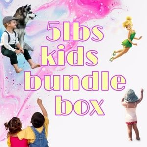 Other - 5lbs Kids mystery bundle box